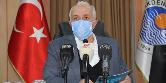 Başkan Gültak, zorla bağış iddialarını yalanladı