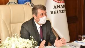 KKTC Cumhurbaşkanı Tatar'ın Mersin ziyaretine korona engeli