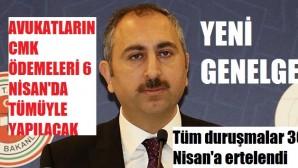 Adalet Bakanı'ndan yeni genelge açıklaması