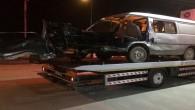 Trafik kazası: 4 yaralı