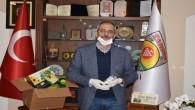 Tarsus'ta 65 yaş üstü 30 bin vatandaşa ücretsiz gıda kolisi dağıtılacak