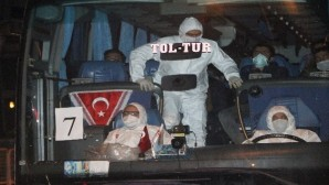 Mersin'de 439 kişi karantinada