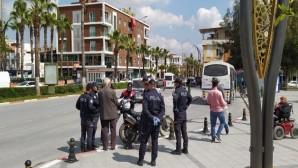 Tarsus'ta yasağı delen yaşlılara 392 lira ceza
