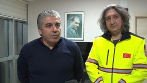 Tok'tan Mezitli'deki yangınla ilgili açıklama