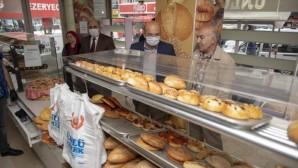 Mersin'de ekmek fırınlarına sıkı denetim
