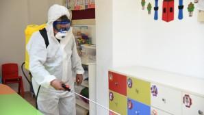 Toroslar'da koronavirüs seferberliği