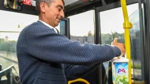 Otobüslerde de sıkı tedbirler alınıyor