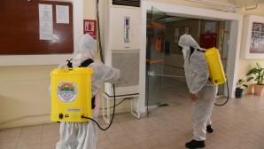 Toroslar'ın koronavirüs timi 24 saat çalışıyor