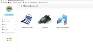 Toroslar'da tüm ödeme işlemleri online yapılabilecek