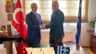 """Akdeniz'de """"Kentsel Yeşil Alanlar"""" projesi imzalandı"""