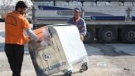 Toroslarda çöp konteynırları yenilendi