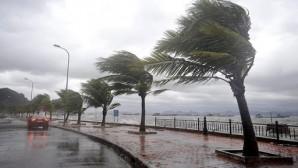 Akdeniz'de kuvvetli fırtına bekleniyor!