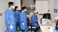Mersin Üniversitesi hastanesinde PCR testi yapılmaya başlandı