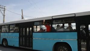 Mersin'de tahliyeler başladı