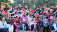 Mezitli'de virüse rağmen 23 Nisan coşkusu yaşanacak