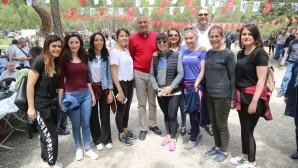 Mezitli Belediyesi öğrencilere, çalışanlarına ve esnafa 8 milyon lira ayırdı