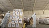 Büyükşehir Belediyesi günlük 4 bin gıda kolisi dağıtıyor