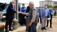 Akdeniz'de korona virüs ile mücadele aralıksız sürüyor