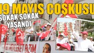 Büyükşehir'den kortejli kutlama