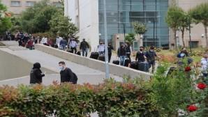 Mersin'de karantinası biten 167 kişi memleketlerine gönderildi