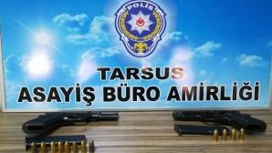 Silahlı kavgayı polis önledi, 6 kişi gözaltına alındı