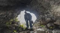 Doğal mağarada geçen 15 yıllık yaşam mücadelesi