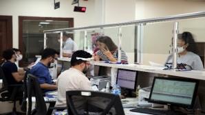 Akdeniz Belediyesi vezneleri hafta sonu açık