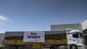 Mersin Büyükşehir'den İstanbul ve Ankara'ya son limon sevkiyatı
