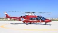 Büyükşehir'in helikopteri THK'ya kiraya verildi