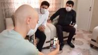 Büyükşehir'den hayata tutunmaya çalışan Ayyüce'ye 19 Mayıs sürprizi