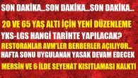 Cumhurbaşkanı Erdoğan normalleşme paketini açıkladı