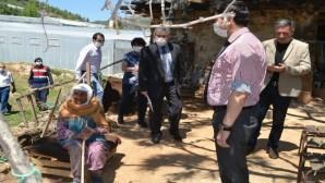 Bozyazılı Marziye Nine 105 yaşında hayatını kaybetti