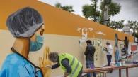 Mersin sahil şeridi duvar resimleriyle renklendi