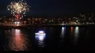 Mersin'de 19 Mayıs kutlamaları denize taştı