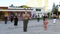 Koronalı günlere danslı veda