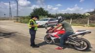 Mersin'de kural ihlali yapan sürücülere 32 bin lira ceza