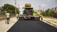Esenbağlar Mahallesi 15 yıl sonra asfalta kavuştu