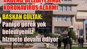 Akdeniz'de 7 personel evde karantinaya alındı