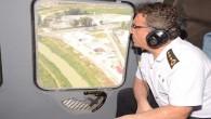 Jandarma Komutanı havadan tespit etti, ekipler karada cezayı yazdı