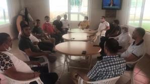 Halı saha işletmecileri örgütleniyor