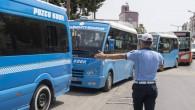 Toplu taşıma araçlarında pandemi denetimi
