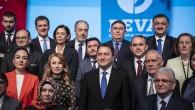 DEVA Partisi, Mersin'de ince eleyip sık dokuyor