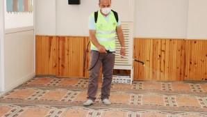 Toroslar'da camiler Cuma namazına hazır