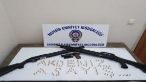 Mersin'de aranan 20 kişi yakalandı