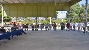 Mersin'de 15 geçici işçi alımına 2 bin 636 kişi başvurdu
