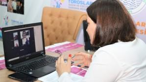 Toroslar'da ailelere terapi desteği