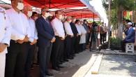 15 Temmuz şehitleri Mersin'de anıldı