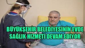 Bin 137 hastaya 7 bin 127 kez sağlık hizmeti verildi
