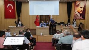 Akdeniz Belediye Meclisi Temmuz Ayı Toplantısı yapıldı