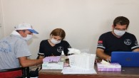 Toroslar Belediyesi çalışanları sağlık taramasından geçti